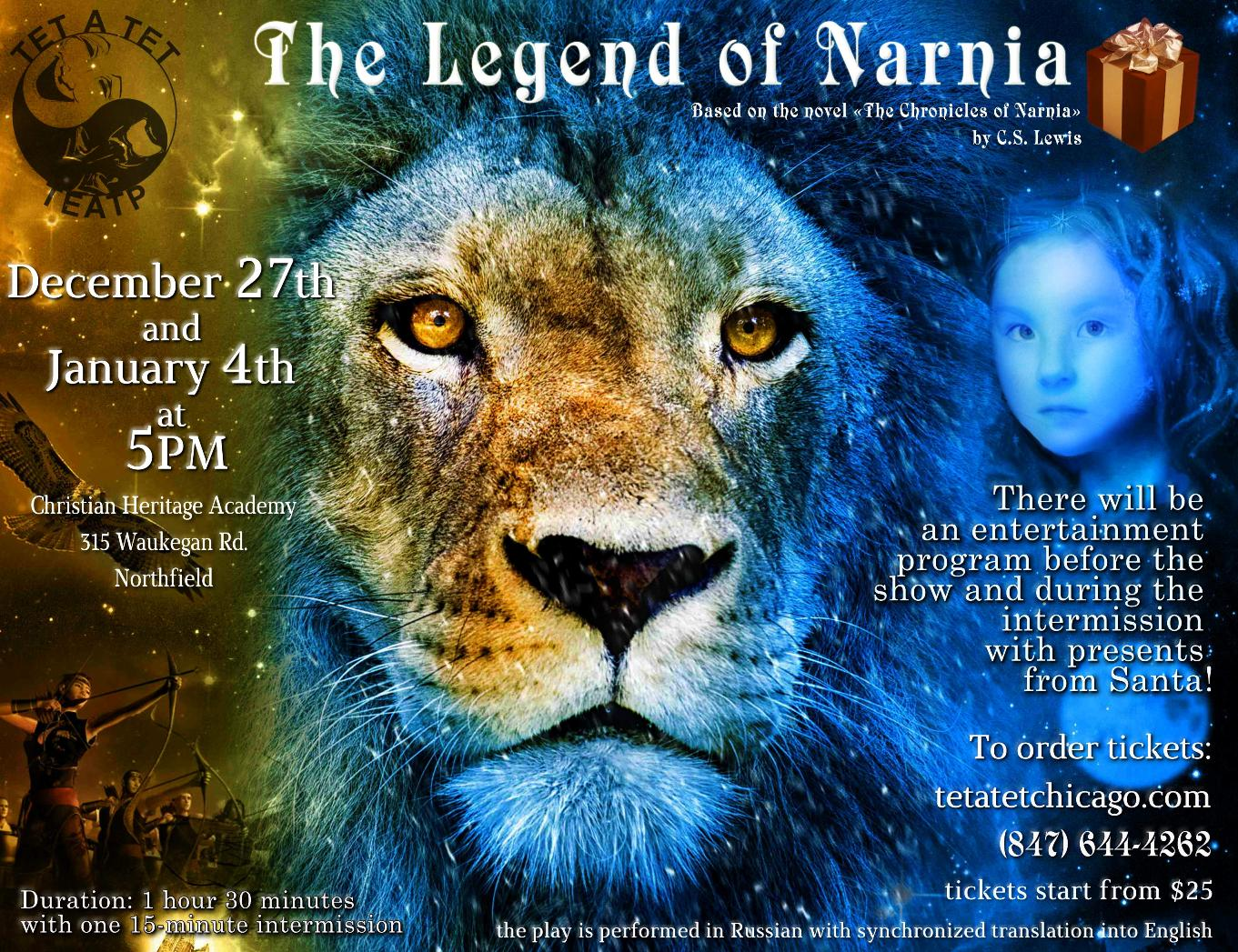 The Legend of Narnia